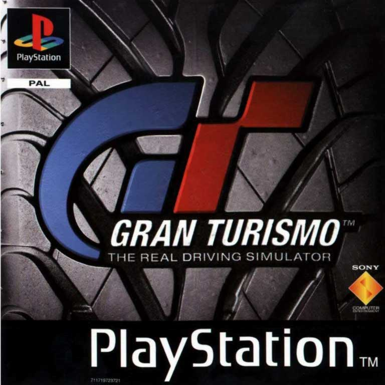 Gran Turismo PAL PSX FRONT | Playstation Covers | Cover Century ...