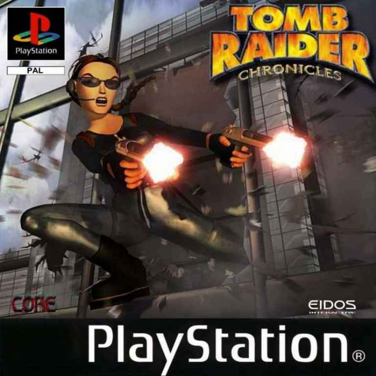 Tomb Raider 5 Pal Psx Front Playstation Covers Cover Century