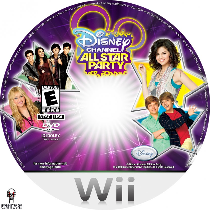 Disney channel all star party dvd ntsc custom cd1 wii covers disney channel all star party dvd ntsc custom cd1 publicscrutiny Image collections