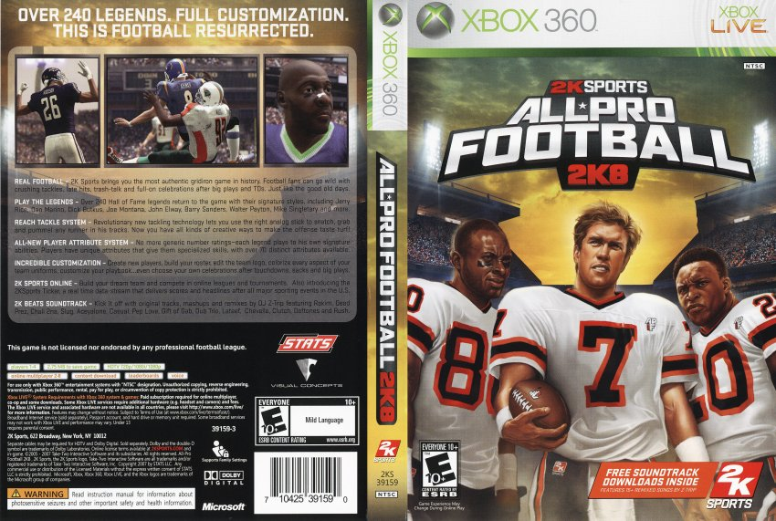 New features added to kingjavo's all-pro football 2k8 editing.